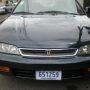 Vendo auto Honda Accord 1997