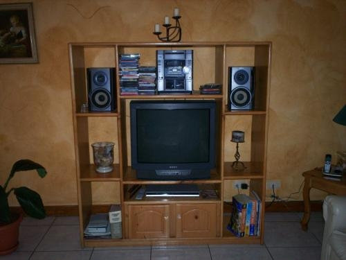 Ahlins Radio Tv Sala ~ Mueble de sala tv,dvd y radio en Heredia, Costa Rica  Muebles