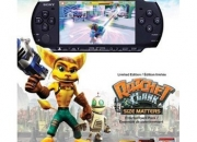 PSP 3000 Ratchet and Clank (edición limitada)