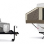 vendo mini camper pop up