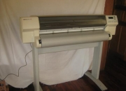 Vendo Plotter HP DESINGN JET 750 PLUS