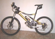 Vendo cannondale rush 3000