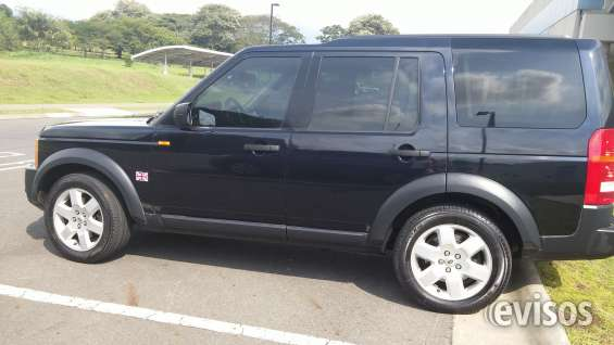 Se vende land rover discovery 3 hse