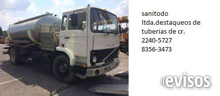 vaciado de tanques septicos san jose cr 2240-5727