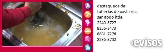 destaqueos san jose costa rica 2240-5727