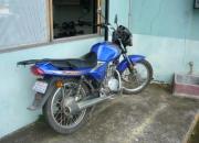 VENDO MOTOCICLETA 125 cc