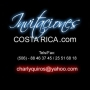 INVITACIONES COSTA RICA