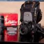 Se vende camara digital SLR Canon Rebel XTi