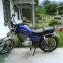 VENDO MOTO SUZUKI GN 125CC 2007