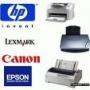 Reparación y mantenimiento de impresoras a domicilio