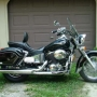 Honda Shadow 750cc ACE año 2002