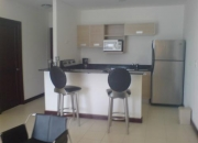Apartamento amueblado  en condominio de alto nivel Avalon, Santa Ana