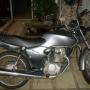 Se vende Moto Honda Titan 125 GRIS
