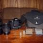 Lentes Tamron 75-300 mm y 28-80mm