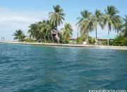 Islas del archipiélago de bocas del toro.
