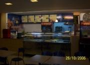 Venta restaurante food court plaza rofas