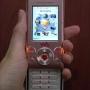 Celular Sonny Ericsson w580i Rosado Barato!!