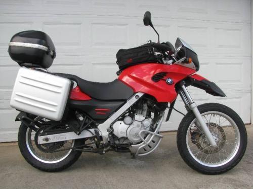 De oportunidad!! bmw f650gs, año 2000, motor 650cc.