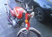 moto suzuki ax 100cc exelente estado