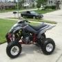 Se vende cuadraciclo Yamaha Raptor 350cc