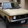 vendo range rover 1980 2 puertas rtv al dia
