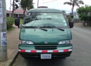 Vendo Microbus