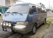 Servicio de microbus a  cualquier parte del pais