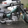 VENDO HONDA SHADOW 500cc PANDILLERA