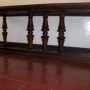 Mesa rectangular Labrada