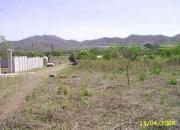 Terreno carretera a TAmarindo