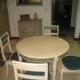 Venta de juego de muebles victorianos para cocina