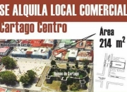 Local commercial a us$20 m2