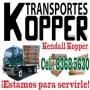 Transportes Kopper en Costa Rica