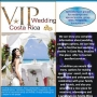 beach wedding costa rica guanacaste, tropical flowers