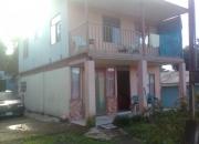 cambio casa grande 150 m2 dos pisos lote 240 m2 x casa en aljuela,heredia o san  jose