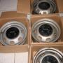 vendo  aros de metal para Nissan Sentra B12 o B13