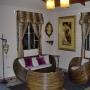 $600 / 2 dorm  Apartamento Amueblado Santa Ana