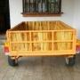 Vendo Carreta con piso de TECA 400 000 colones