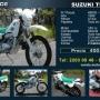 VENDO MOTO SUZUKI TS 185cc COSTA RICA