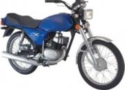 Vendo Motocicleta Suzuki Modelo AX-100, 2007
