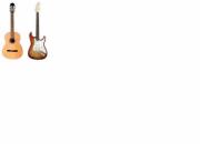 Clases de Guitarra acústica y eléctrica Chía - Cundinamarca - Colombia
