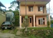 Cambio casa dos pisos con local rebajada de 23 a 13 mills mas hipoteca x casa en alajuela