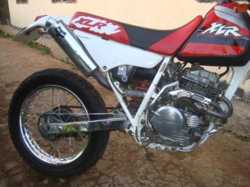 Fotos De Vendo O Cambio Moto Honda Xlr 250 Cc En Alajuela
