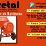 Alquiler de batidora para concreto El Pretal