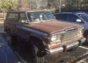 jeep cherokee desde el año 1972 al 1979