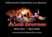 Espacio publicitario en nuestra página - enlaces deportivos.com