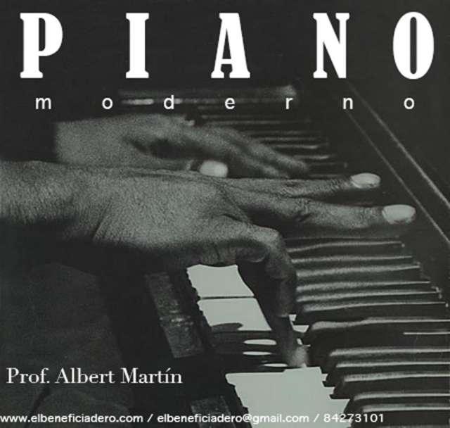 Clases de piano económicas