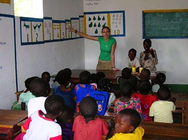 Voluntariado en desarrollo comunitario en africa/brasil