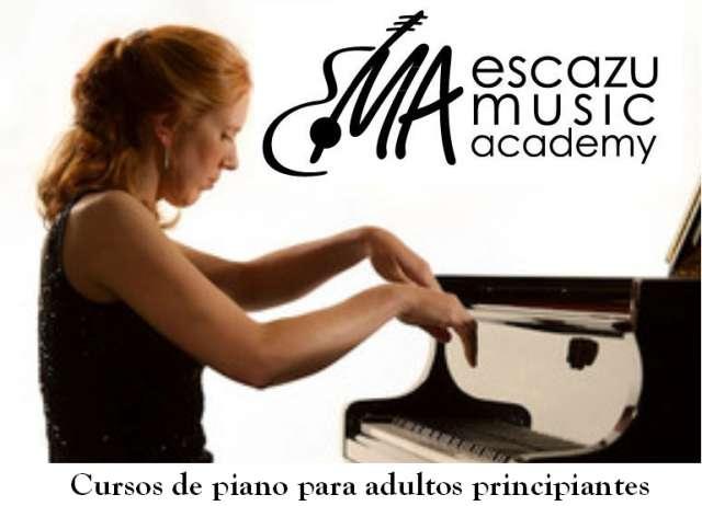Clases de piano para adultos escazú music academy costa rica