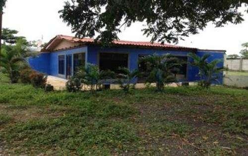 Propiedad con edificación y cabina en rodeito de liberia! al 8% tasa fija